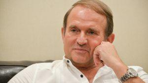 Представители Украины в Минске ничего не могут без Виктора Медведчука