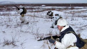 Вояки ВСУ захватывают нейтралку