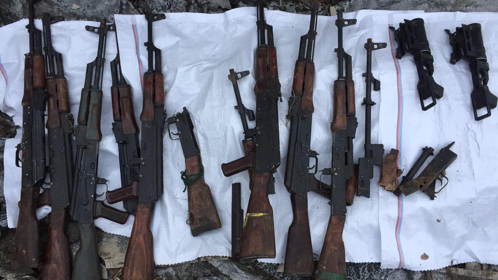 Не повезло: оружие на майдан не доставил…