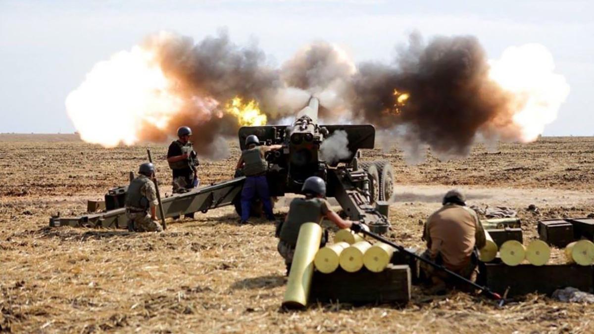 Обстрелов — больше двух десятков - «Военные действия»