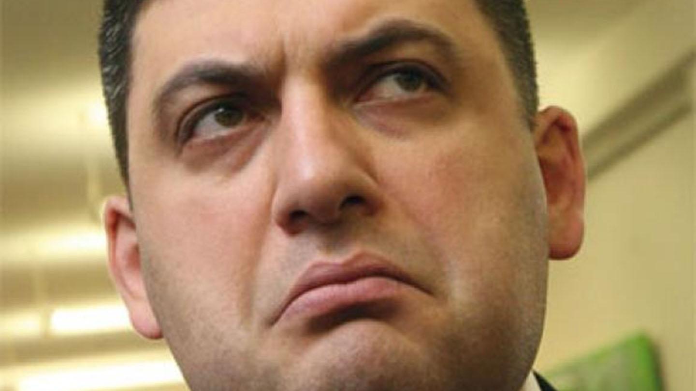 Русский след на рожах украинской власти