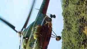 Вертолет ВСУ разбился под Краматорском
