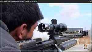 Бои Сирийской армии в Дэйр-Эз-Зор и Хомс 25-26-03.2017