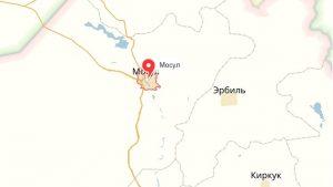 Мосул. Восстановлен  контроль над кварталом Аль-Ябисата.