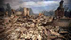 Укрофашисты разрушили более 6000 домов