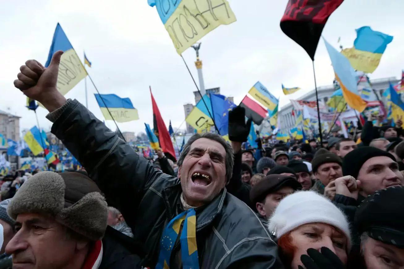Для украинской катастрофы достаточно будет