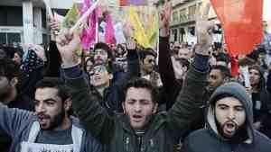 В Германии возросло число совершаемых мигрантами преступлений