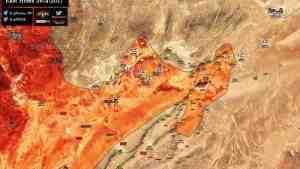 Сирия. Оперативная лента военных событий 28.04.17