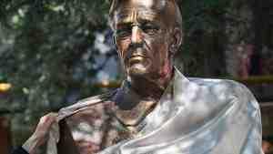 В Крыму открыли памятник бывшему президенту США