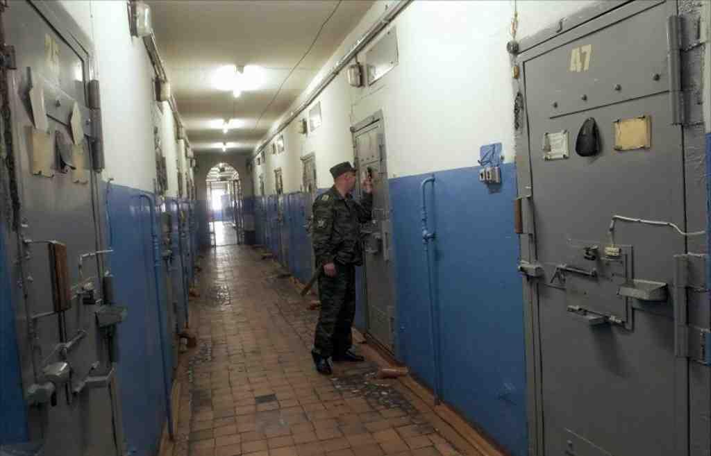 Тюрьма как место вербовки боевиков