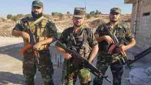 Сирия. Оперативная лента военных событий 27.05.2017