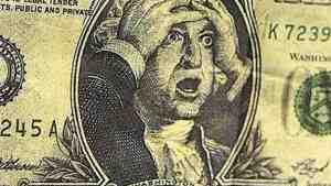 Цена на нефть растёт, а доллар — падает