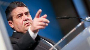 Габриэль высказался против возможной коалиции с СДПГ после выборов в Бундестаг