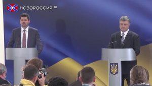 Ляшко: избрание Порошенко президентом самая большая ошибка украинцев