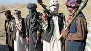 Боевики Талибана напали на военную базу в Афганистане
