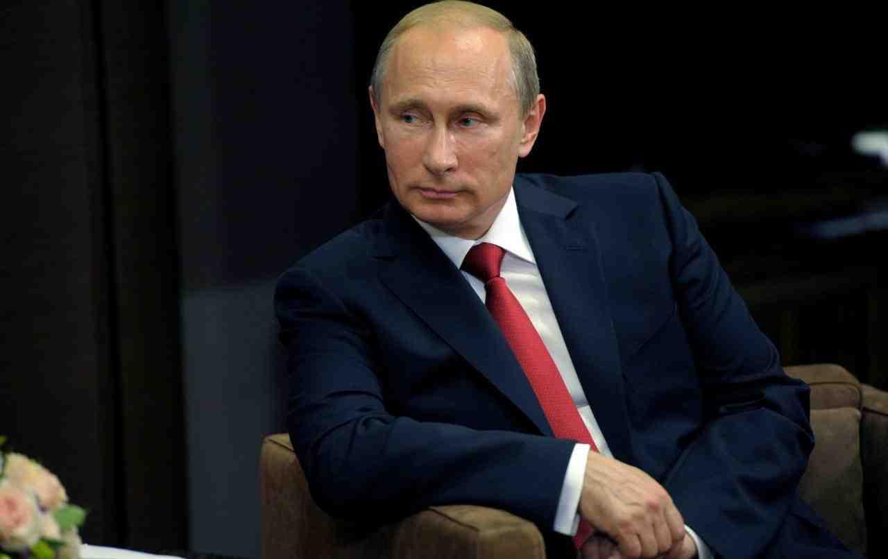 Путин обсудил сСовбезом ситуацию вСирии