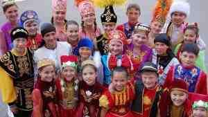 В Москве открылся съезд Ассамблеи народов Евразии и Ассамблеи народов России