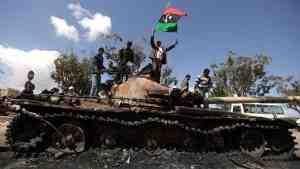 Неизвестные захватили тюрьму с чиновниками Каддафи