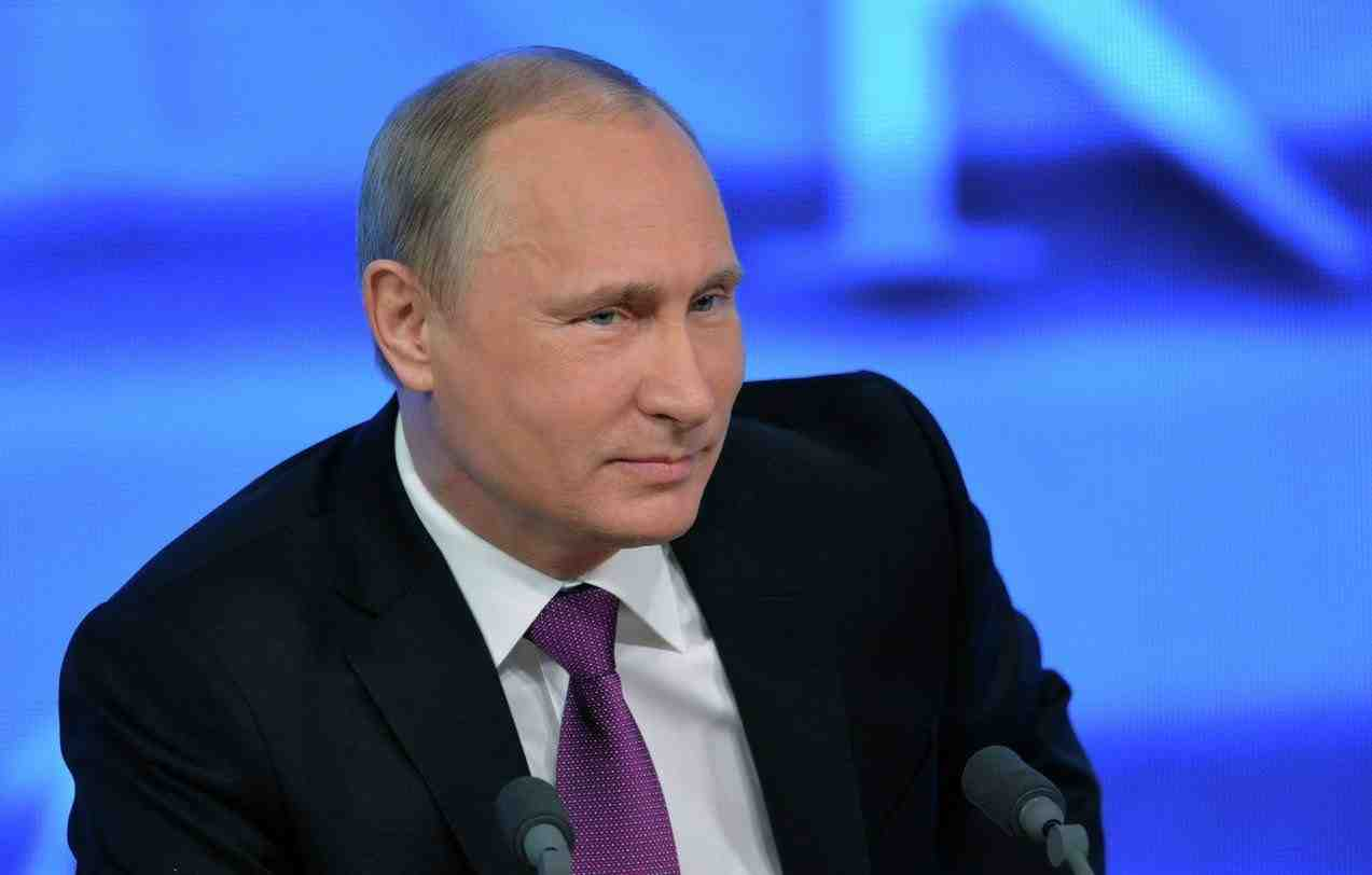Путин поздравление с победой на выборах