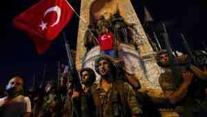 Анкара: причастность Гюлена к попытке переворота в Турции доказана
