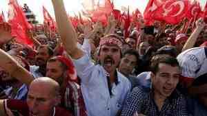 Турция ведет игру против континентальной Европы