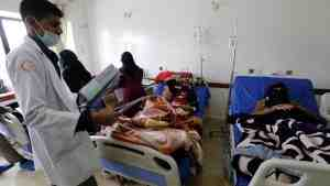 Йемен хлорирует воду — холера
