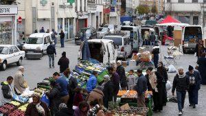 В мигрантском районе Брюсселя совершена попытка наезда на полицейских