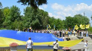 Под Одессой заложили капсулу на месте строительства храма раскольнического Киевского патриархата