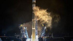 С космодрома «Плесецк» стартовала ракета-носитель с военным спутником