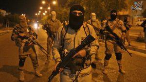 Ад в Мосуле: массовая атака террористов-смертников