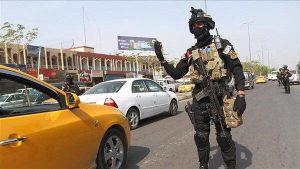 Теракт в столице Ирака, 5 человек убиты, 10 ранены