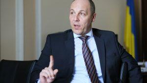 Парубий назвал газопровод «Северный поток-2» новой военной угрозой для Украины и ЕС