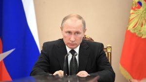 Путин намерен посетить Севастополь