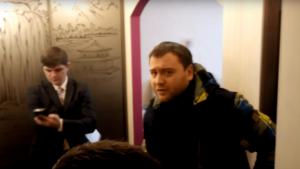 В Харьковский горсовет не пускают депутатов