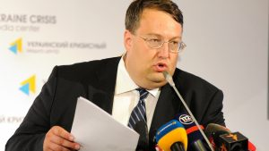 Геращенко увидел во взрыве полковника разведки в Киеве «руку Кремля»