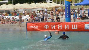 Российские спортсмены всё же выступили в Одессе