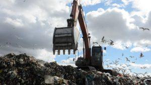 Полигон бытовых отходов «Кучино» опечатает Росприроднадзор