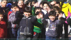 Школа в Алеппо – репортаж Сергея Бадюка
