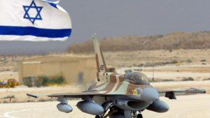 Израиль нанёс авиаудар по боевикам в Газе в ответ на обстрел