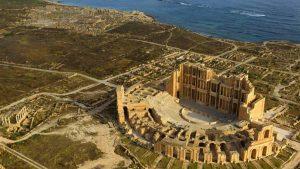 На бывшей базе ИГ в Ливии найдены античные артефакты