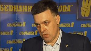 Националисты не оценили вашингтонский вояж Порошенко