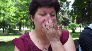 Вдова ополченца : » Мой муж принял решение встать на защиту своих детей и семьи»