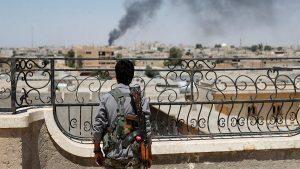Сирийские Демократические силы освободили исторический центр Ракки