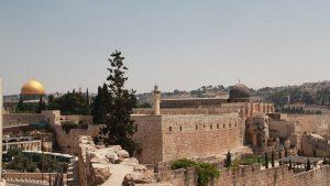 Палестина обсуждает с Россией ситуацию вокруг Храмовой горы