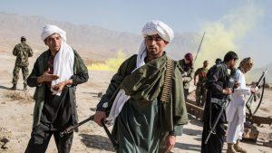 Талибы атаковали базу армии Афганистана
