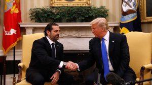 Трамп поблагодарил Ливан за «борьбу с Хезболлой»