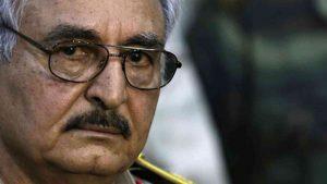 Командующий Ливийской национальной армией посетит Москву