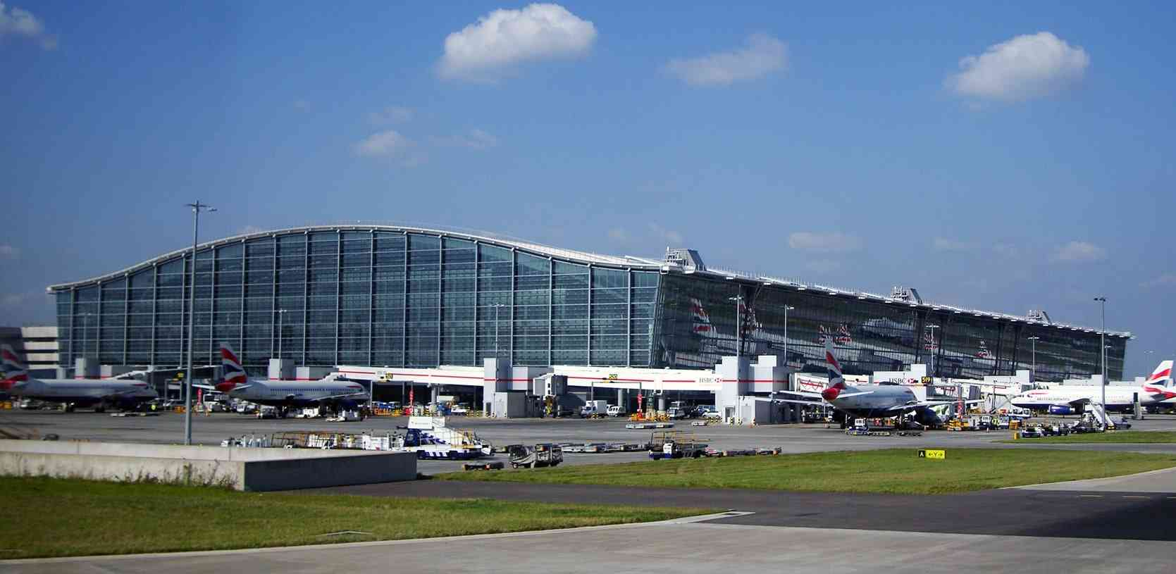 heathrow airport Police were called to a collision involving two staff vehicles on the taxiway at heathrow airport.