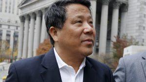 Китайский миллиардер осужден за дачу взяток чиновникам ООН