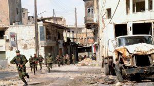 Сводка событий в Сирии за 23 июля 2017 года